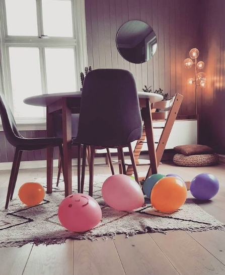 Hverdags-ballonger
