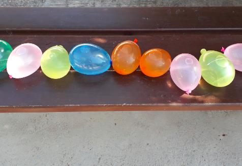 Vannballonger!