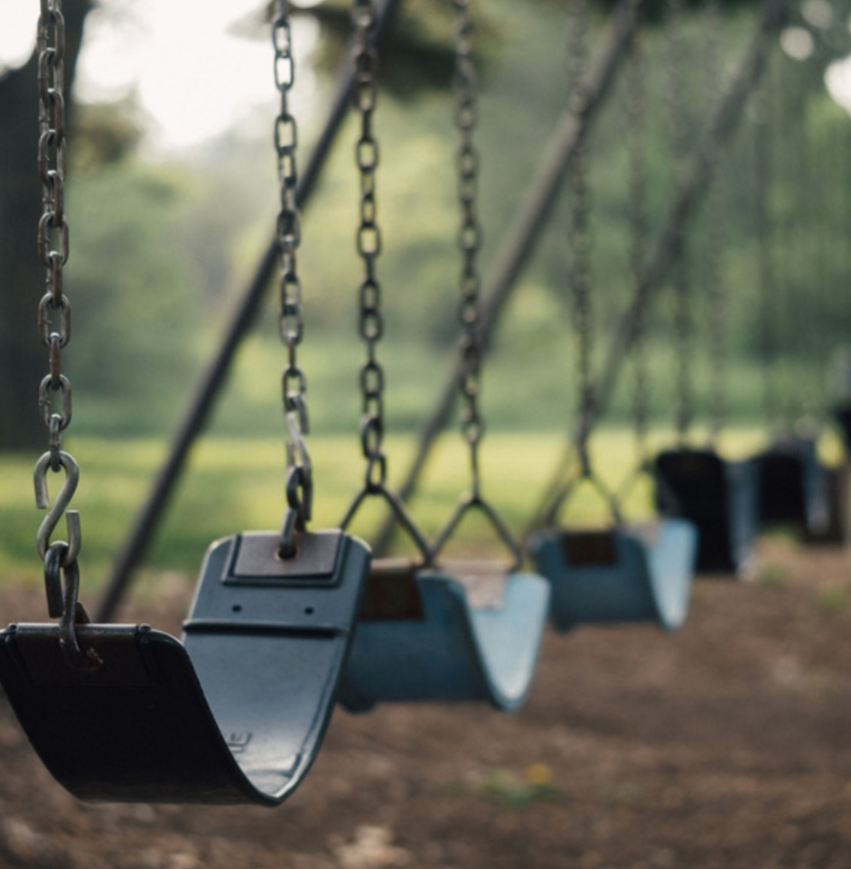 Lekeplass på nærmeste barnehage