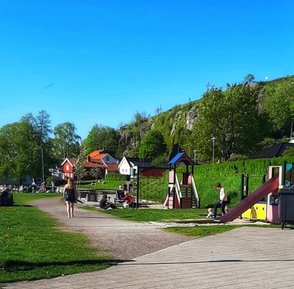 Lekeplass- Tønsberg gjesthavn