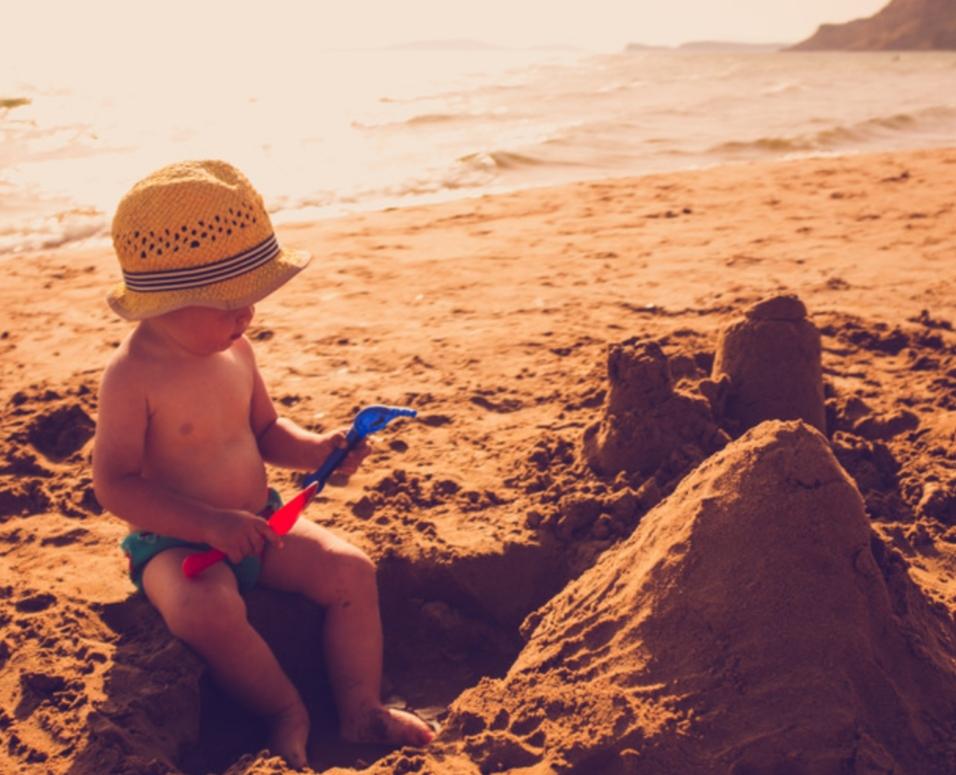 Strandkunst!