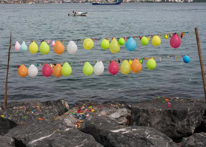 Vannballong- konkurranse!