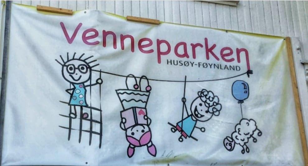 Venneparken ved Føynland skole