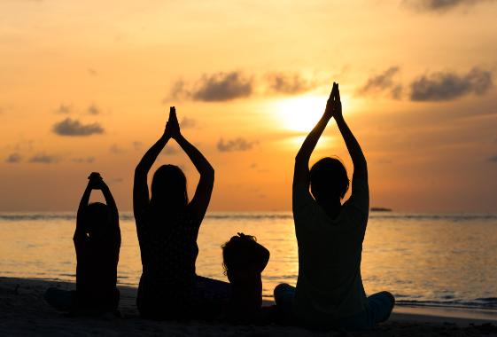 Gaia yoga- familieyoga