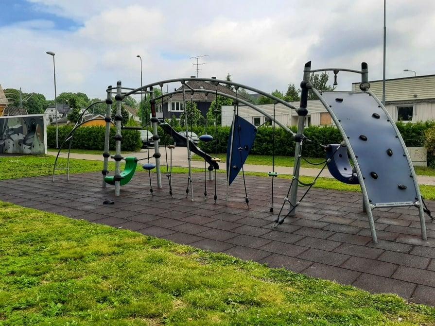 Lekeplass på St. Olavs gate