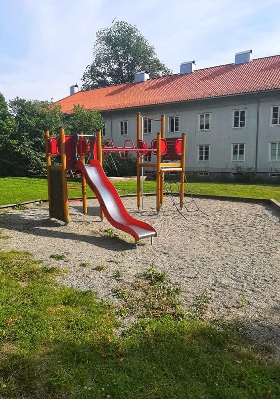 Lekeplass- Gunnarsbøparken