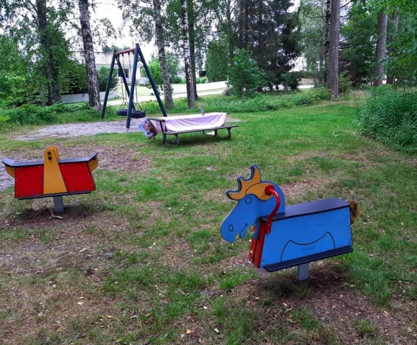 Lekeplass- Nøtterøy